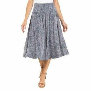 NEW Hilary Radley Ladies Midi Length Skirt